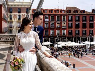 La boda de Carolina y Diego