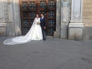 La boda de Andrea y Oscar