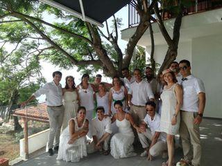 La boda de Elisa y Cathaysa  3