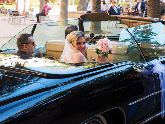La boda de David y Alba en Pedrola, Zaragoza 8