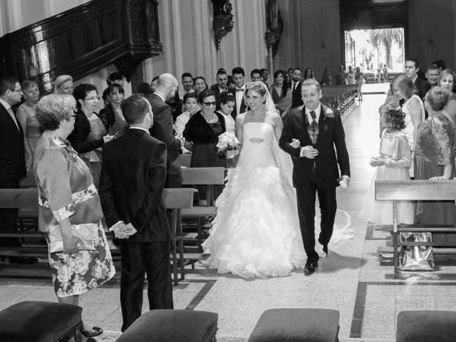 La boda de David y Alba en Pedrola, Zaragoza 9