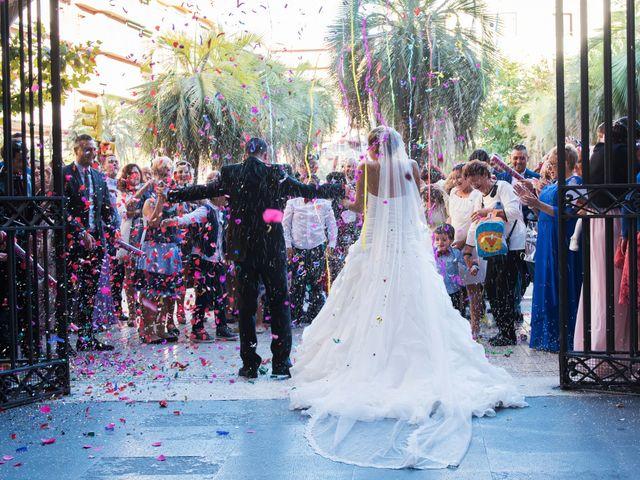 La boda de David y Alba en Pedrola, Zaragoza 10