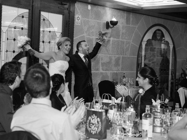 La boda de David y Alba en Pedrola, Zaragoza 17