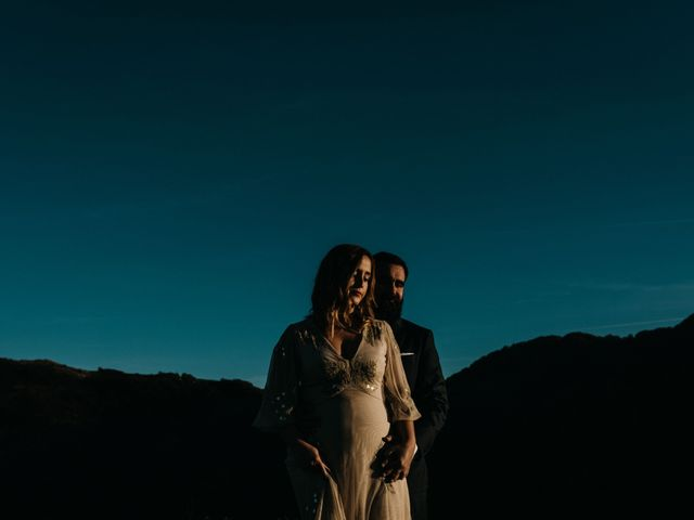 La boda de Maider y Ekaitz