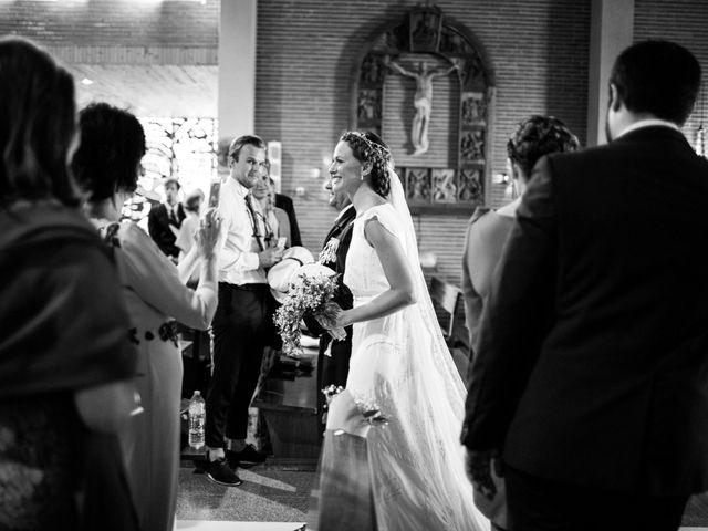La boda de Anders y Ana en La Manga Del Mar Menor, Murcia 28