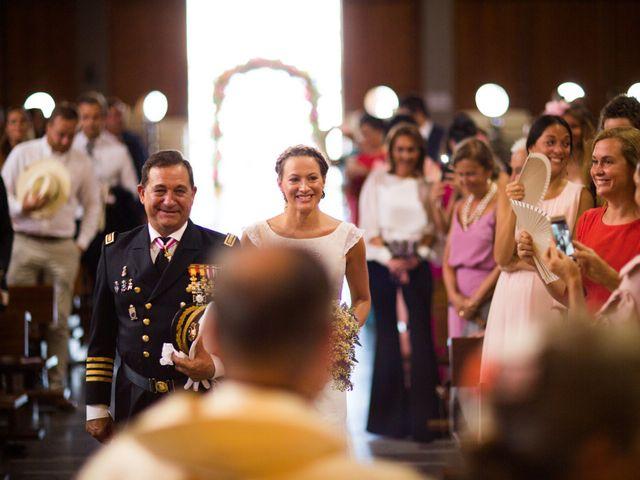 La boda de Anders y Ana en La Manga Del Mar Menor, Murcia 29