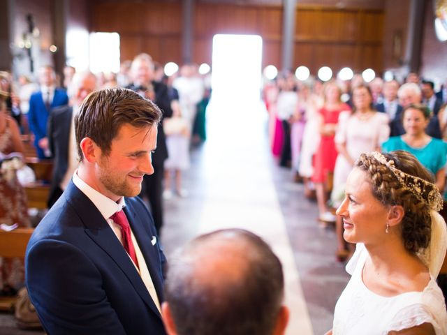 La boda de Anders y Ana en La Manga Del Mar Menor, Murcia 35
