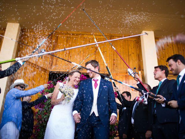 La boda de Anders y Ana en La Manga Del Mar Menor, Murcia 38