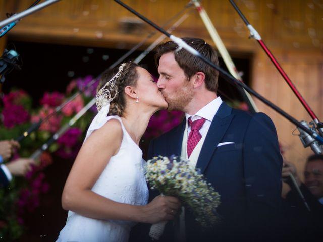 La boda de Ana y Anders