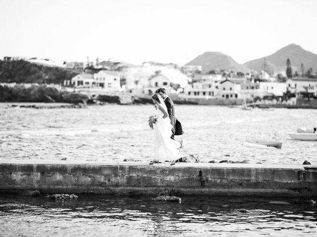 La boda de Anders y Ana en La Manga Del Mar Menor, Murcia 42