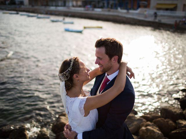 La boda de Anders y Ana en La Manga Del Mar Menor, Murcia 45