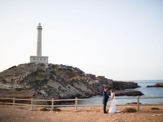 La boda de Anders y Ana en La Manga Del Mar Menor, Murcia 49