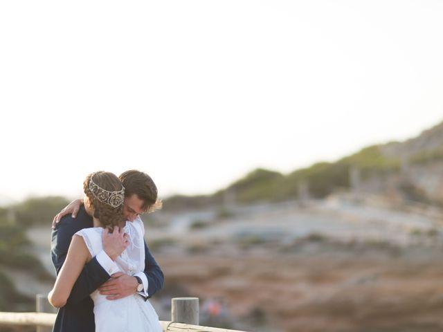 La boda de Anders y Ana en La Manga Del Mar Menor, Murcia 51