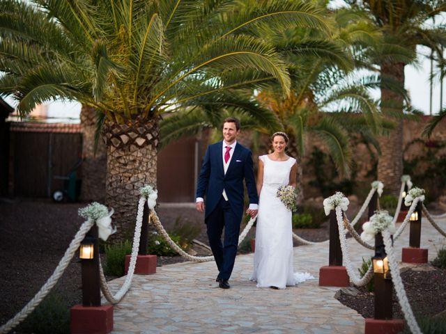 La boda de Anders y Ana en La Manga Del Mar Menor, Murcia 52