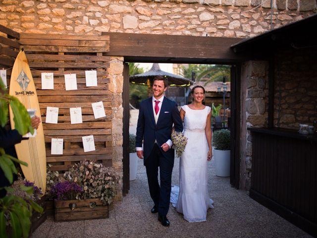 La boda de Anders y Ana en La Manga Del Mar Menor, Murcia 63