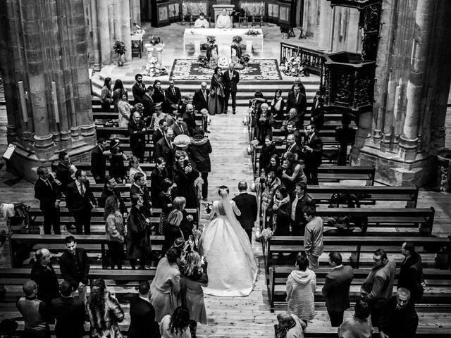 La boda de Enrique y Carmen en Aranda De Duero, Burgos 13