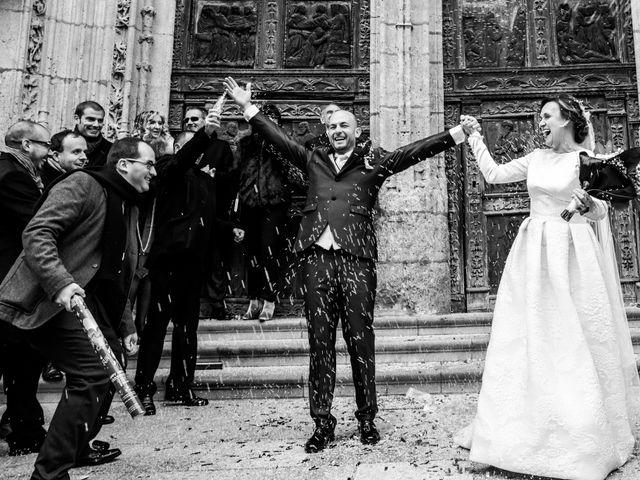 La boda de Enrique y Carmen en Aranda De Duero, Burgos 21