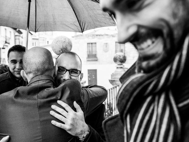 La boda de Enrique y Carmen en Aranda De Duero, Burgos 25