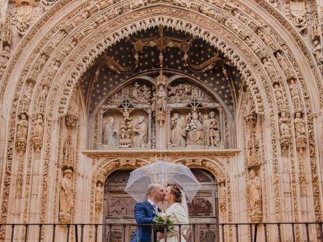 La boda de Enrique y Carmen en Aranda De Duero, Burgos 27