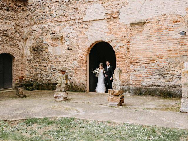 La boda de Juanma y Minna en Cazalla De La Sierra, Sevilla 13