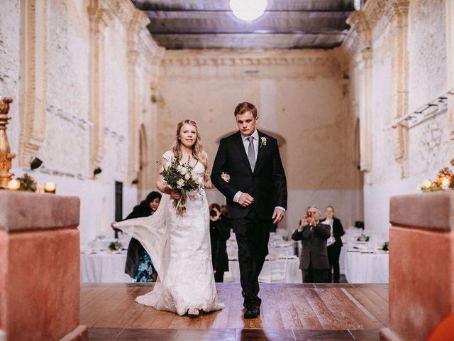 La boda de Juanma y Minna en Cazalla De La Sierra, Sevilla 14