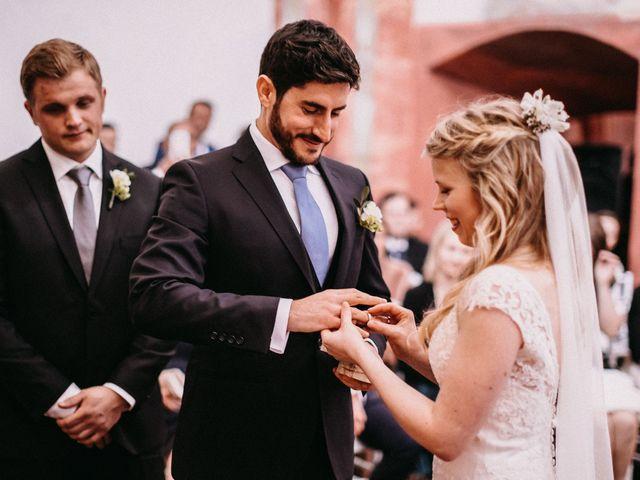 La boda de Juanma y Minna en Cazalla De La Sierra, Sevilla 24