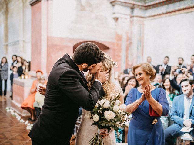 La boda de Juanma y Minna en Cazalla De La Sierra, Sevilla 25