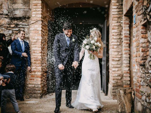 La boda de Juanma y Minna en Cazalla De La Sierra, Sevilla 28