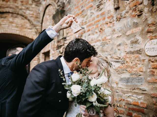 La boda de Juanma y Minna en Cazalla De La Sierra, Sevilla 29