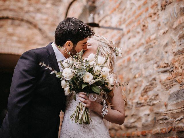 La boda de Juanma y Minna en Cazalla De La Sierra, Sevilla 30