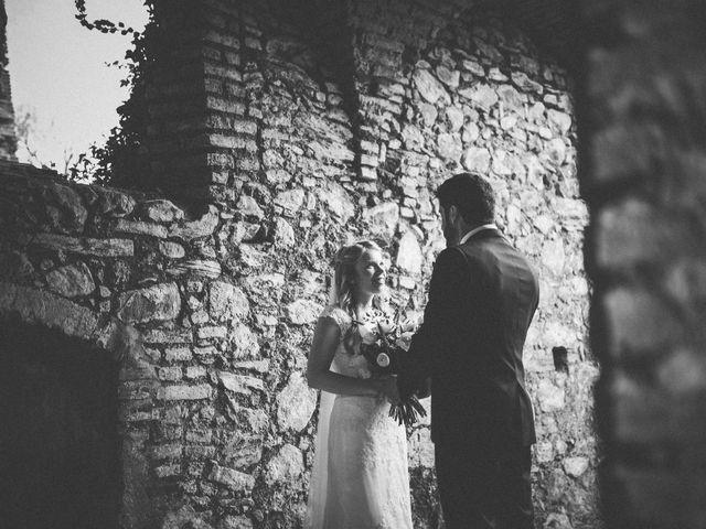 La boda de Juanma y Minna en Cazalla De La Sierra, Sevilla 33