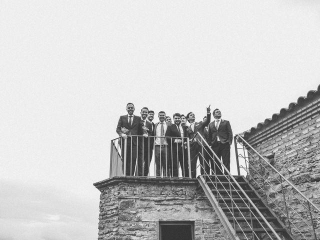 La boda de Juanma y Minna en Cazalla De La Sierra, Sevilla 46