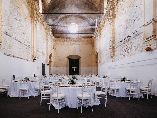 La boda de Juanma y Minna en Cazalla De La Sierra, Sevilla 50