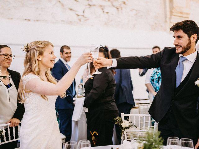 La boda de Juanma y Minna en Cazalla De La Sierra, Sevilla 52