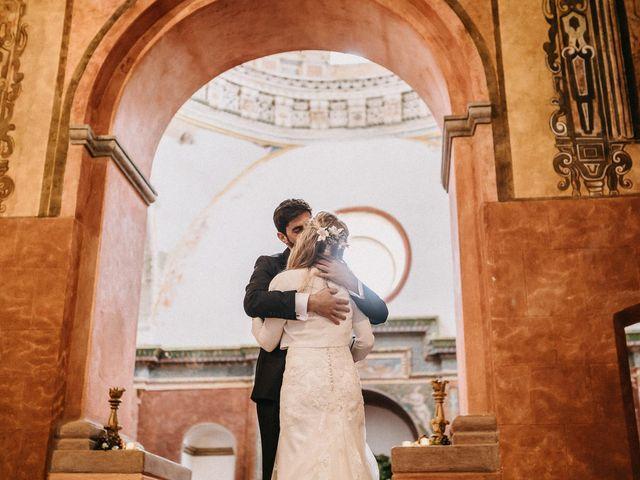 La boda de Juanma y Minna en Cazalla De La Sierra, Sevilla 57
