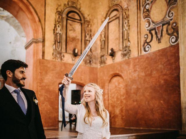 La boda de Juanma y Minna en Cazalla De La Sierra, Sevilla 63