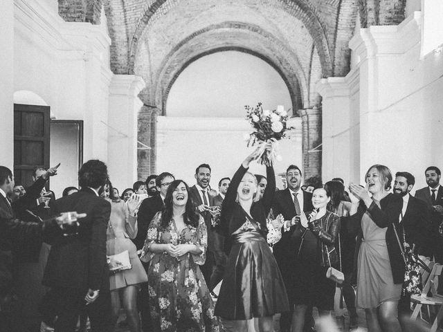 La boda de Juanma y Minna en Cazalla De La Sierra, Sevilla 74