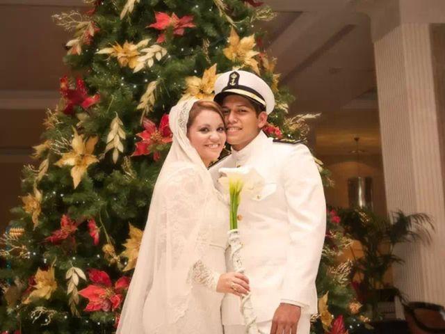 La boda de Carla Osorio y Kevin Gil en Puerto De La Cruz, Santa Cruz de Tenerife 1