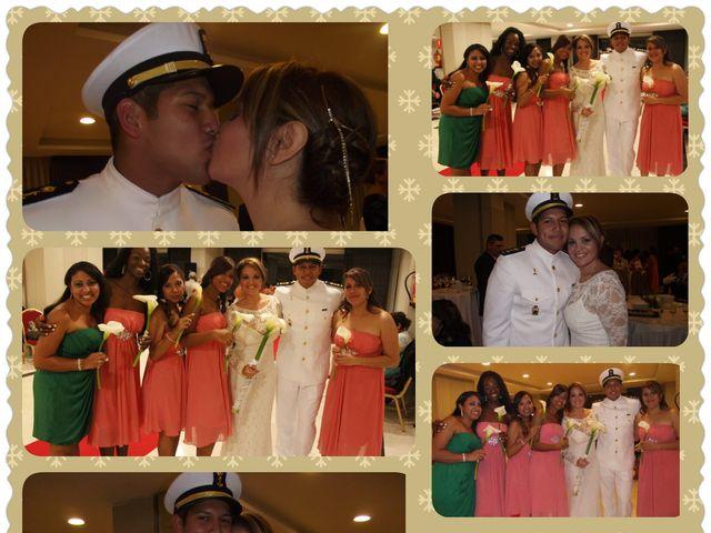 La boda de Carla Osorio y Kevin Gil en Puerto De La Cruz, Santa Cruz de Tenerife 4