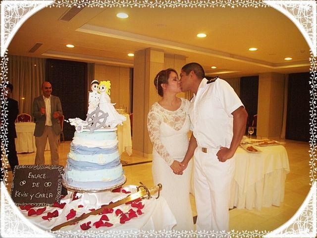 La boda de Carla Osorio y Kevin Gil en Puerto De La Cruz, Santa Cruz de Tenerife 7