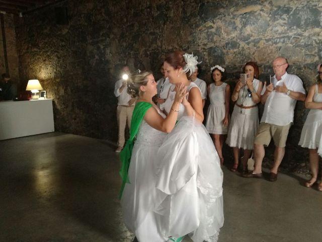 La boda de Cathaysa  y Elisa en La Victoria De Acentejo, Santa Cruz de Tenerife 1