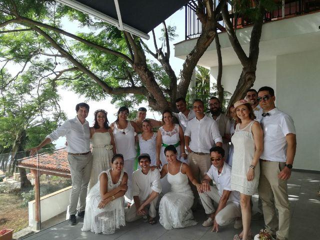 La boda de Cathaysa  y Elisa en La Victoria De Acentejo, Santa Cruz de Tenerife 2