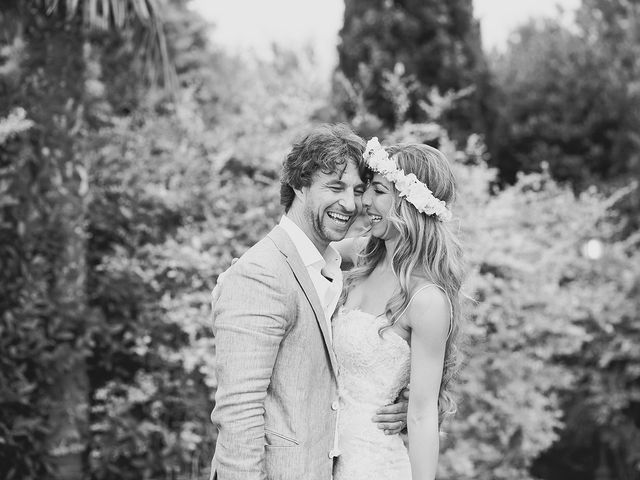 La boda de Zoraida y Dominic