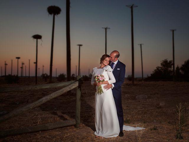 La boda de Sandra y José Ángel