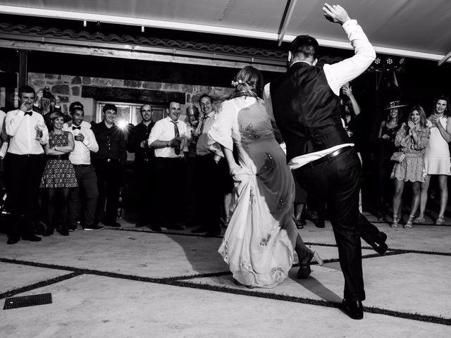 La boda de Ekaitz y Maider en Andoain, Guipúzcoa 1