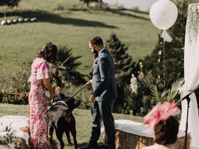 La boda de Ekaitz y Maider en Andoain, Guipúzcoa 45