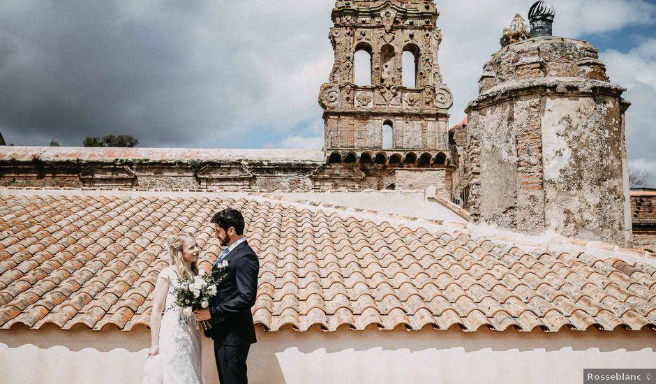 La boda de Juanma y Minna en Cazalla De La Sierra, Sevilla