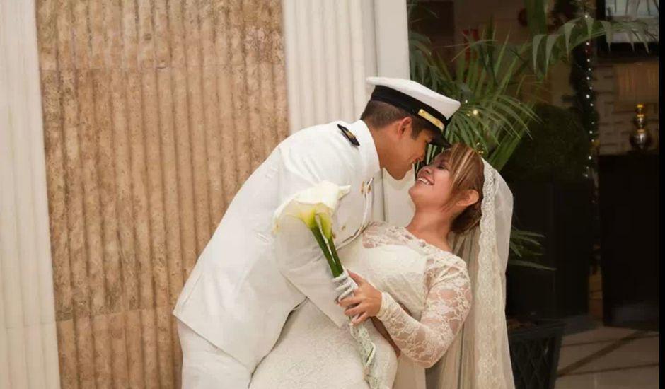 La boda de Carla Osorio y Kevin Gil en Puerto De La Cruz, Santa Cruz de Tenerife