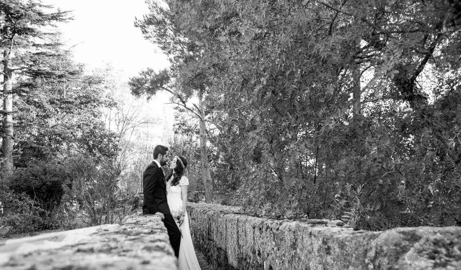 La boda de Dani y Laura en El Escorial, Madrid