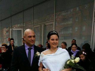 La boda de Gabriel y Miriam 1